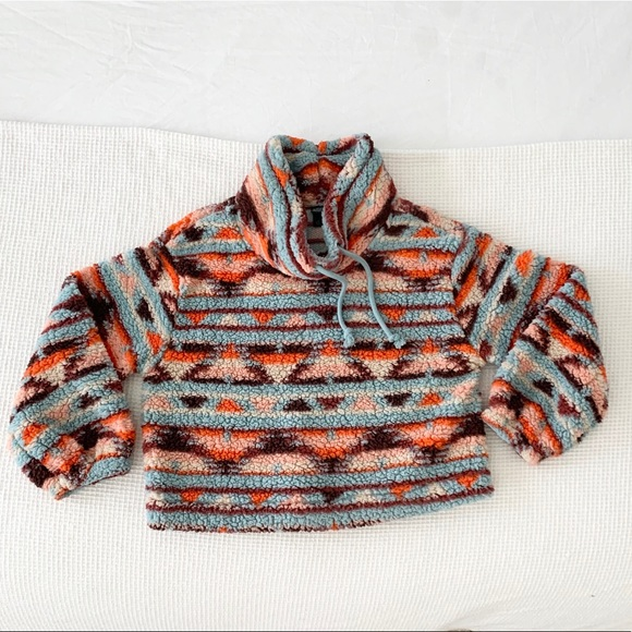 Wild Fable Sherpa Pullover